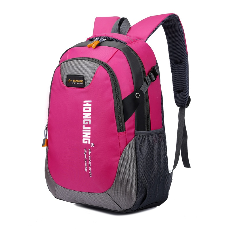 30L Outdoor Sports  Hiking Camping Backpack Travelling Cycling Backpack for Couple Students School B