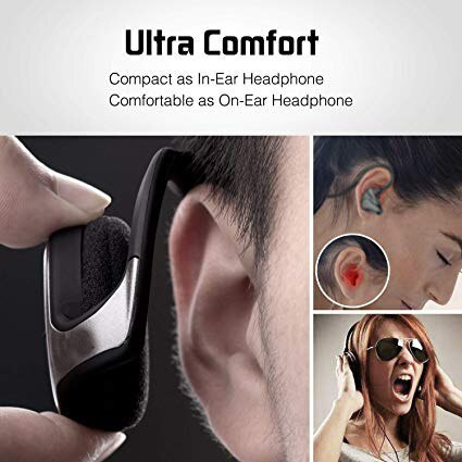 2019 New Mitvaz A6 (Ax-698 Upgrade Version) hot Sale Bluetooth 5.0 Sport Running Headphones Portable Wireless Headphones enlarge