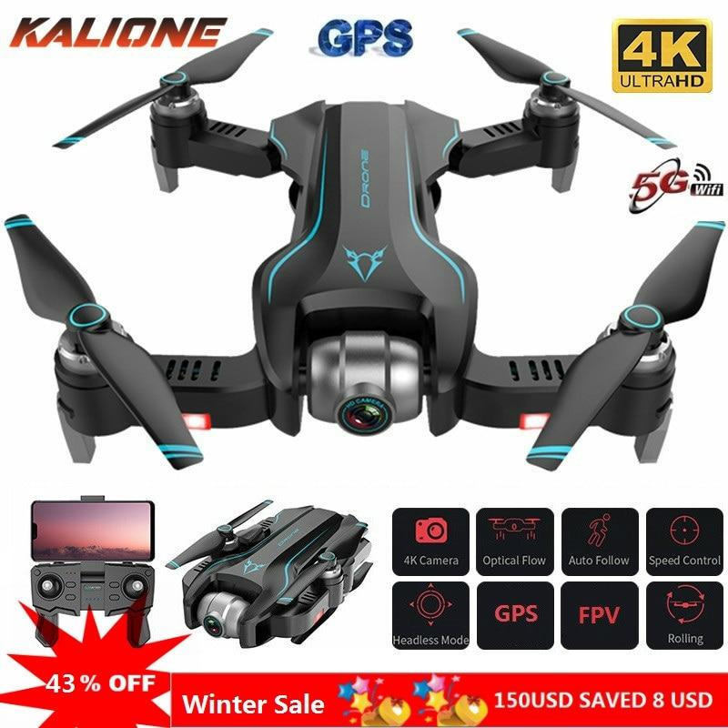 S20 Дрон Профессиональный GPS дроны 4K Квадрокоптер с камерой Дистанционное управление вертолет междугородний Дрон подарок на день рождения