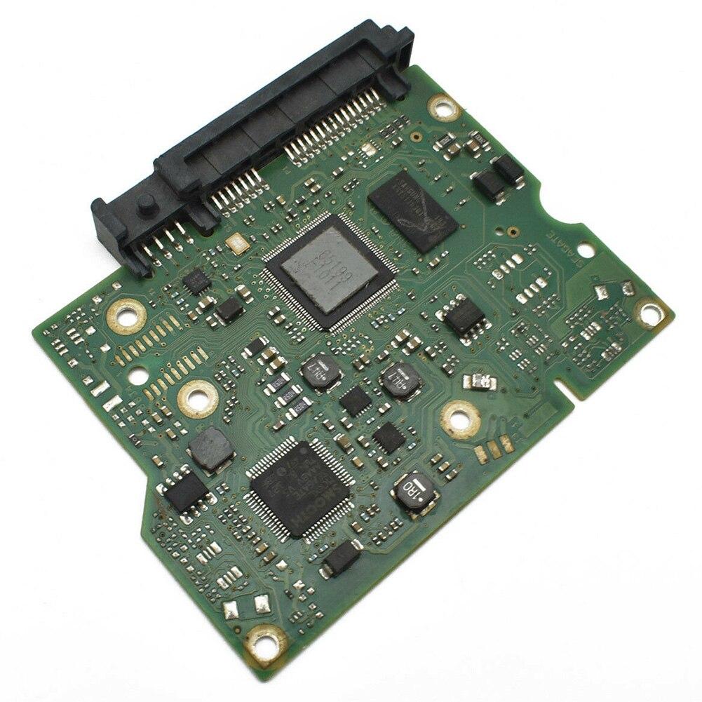 100664987 PCB HDD imprimió la recuperación de datos accesorios duraderos placa de circuito de reemplazo verde práctico para ST2000DM001