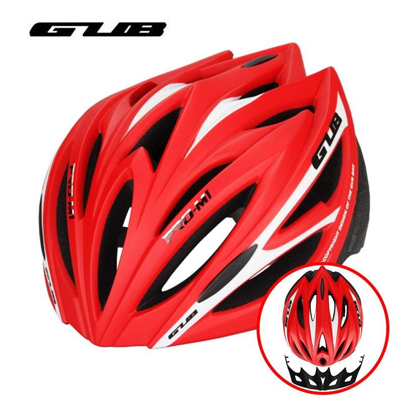 GUB-casco de ciclismo moldeado integralmente para hombre y mujer, ultraligero, para bicicleta...