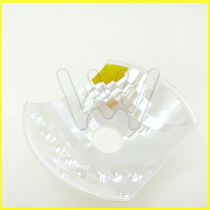 Lámpara Dental de Cristal, Reflector LSM Celux, tipo Belmont, cuadrado, Halongen