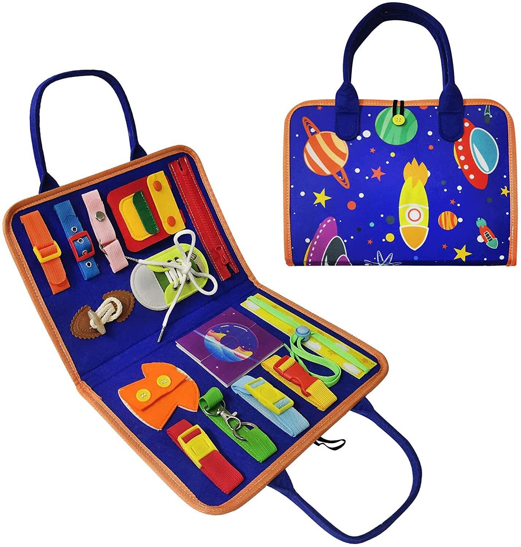 Новинка, обучающие материалы для детского сада, ручная ткань для творчества, материалы Монтессори, детские учебные пособия, игрушки