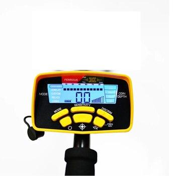 MD6450 metal detector control unit VIP link