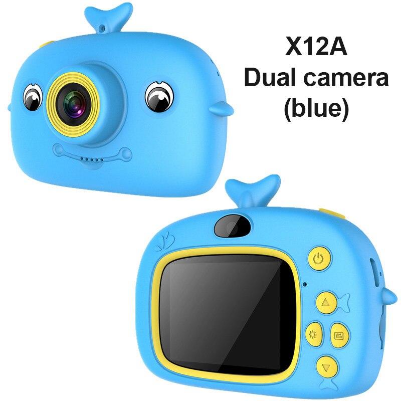 NEW!X12 Children's Camera Cartoon Digital DV Children Camera Handheld Sports Camcorder Children Di