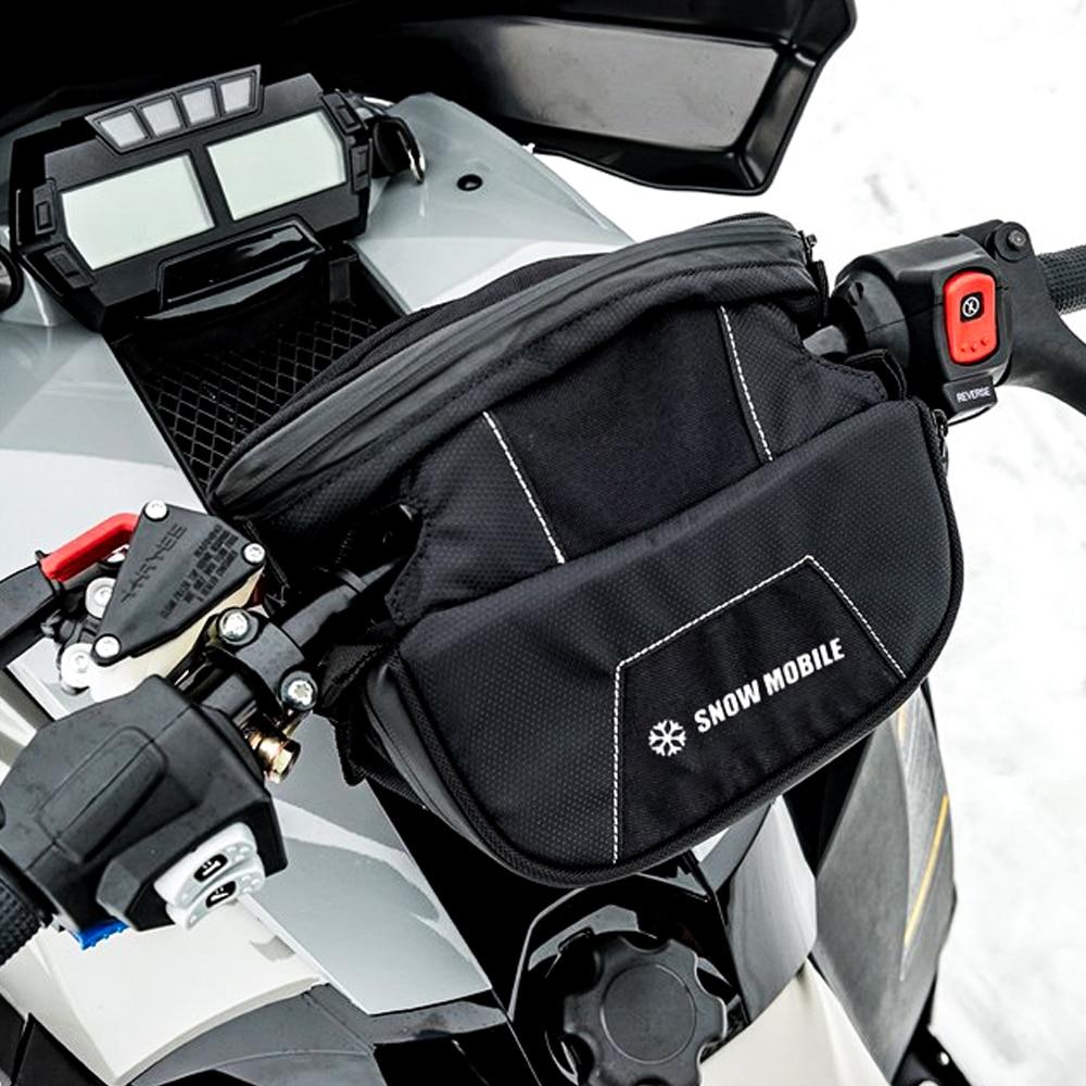 FOR YAMAHASnowmobile Handlebar Bag waterproof bag  SIDEWINDER M-TX 153 M-TX LE 162 M-TX SE 162 SRVIPER M-TX SE 153 M-TX SE 162 trek marlin 5 wsd 29 2019 размер 153 162