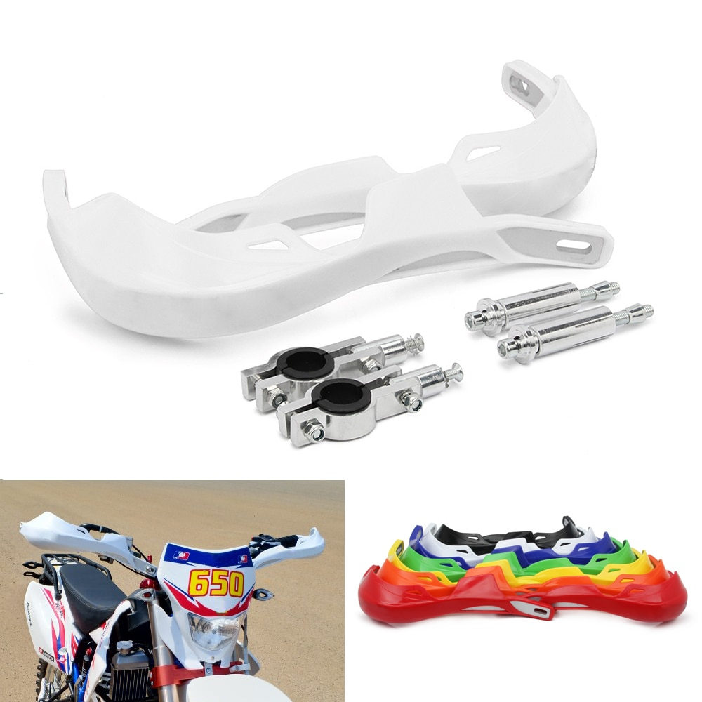 22MM 28MM Motorcycle Hand Guards Handle Protector Handguard Fat Bar Pro Protection For KTM HONDA YAMAHA YZ SUZUKI Pit Dirt Bike