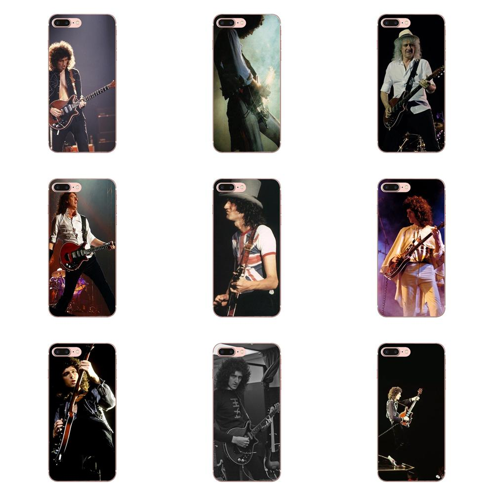 For HTC 10 Ultra Play U19E U11 U12 Life Eyes Desire 12 D620 D12s D10 D 825 D19 Plus A9 M10 Soft Pattern Pink Queen Brian May