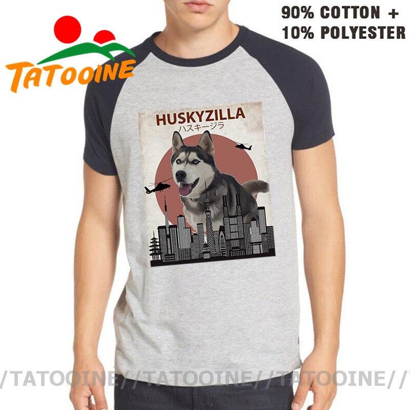 Tatooine 2021 gran oferta de moda 100% algodón Huskyzilla T camisa hombre...