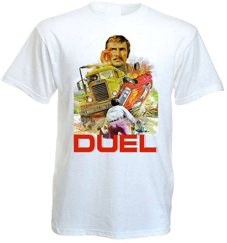 Duelo camisetas informales para hombre camisetas Vintage camiseta rara Yaoi camisas nuevo 2020 Pgnljt