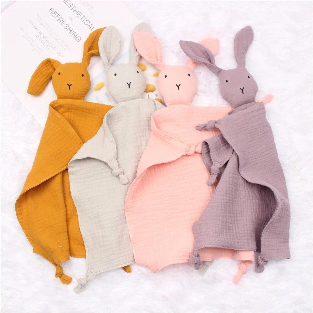 Newborn Baby Sleeping Dolls Soft Towel Baby Facecloth Bath Towel Kids Fashion Sleep Toy Soothe Appea
