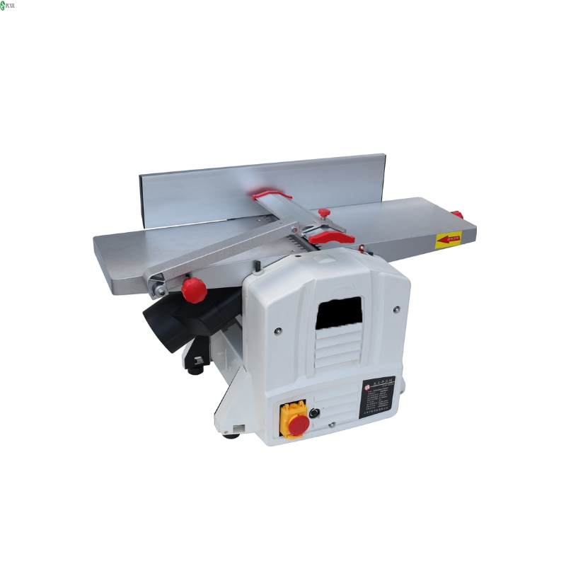 Multifunctional thick planer combined woodworking machine woodworking planer woodworking planer woodworking planer integrated ma