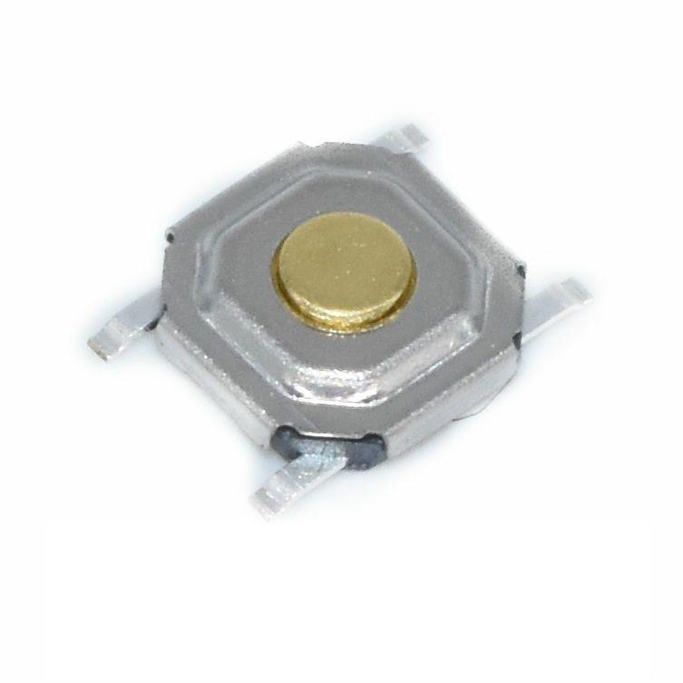 1000 шт./лот SMD кнопочный переключатель 4*4*1,5 мм 4*4*1,5 тактовый микропереключатель