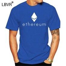 Ethereum kryptowaluta koszulka Bitcoin Litecoin Bergbau Altcoins Monero Zcash M?nner T Shirt Gro?e Qualit?t Lustige Mann