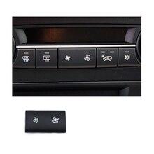 Interrupteur de bouton de climatisation pour BMW X5 X6   Qualité supérieure, Volume dair éolien, E70 E71