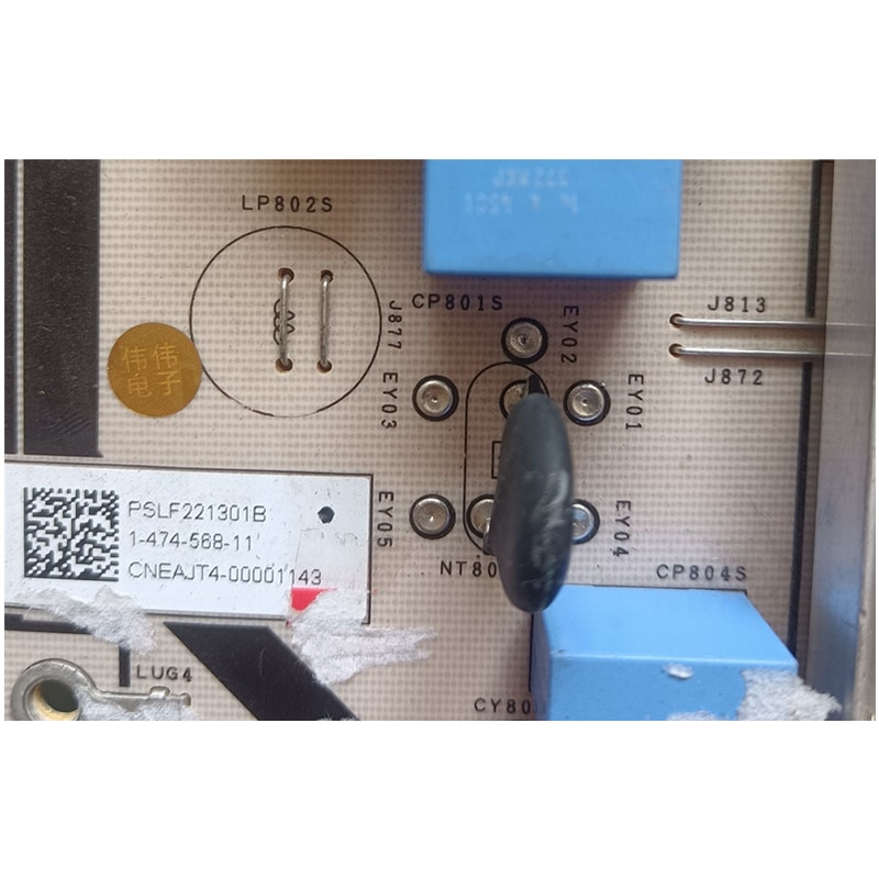 Sony 1-474-568-11 147456811 PSLF221301B Power Supply Board for KDL-60W850B enlarge