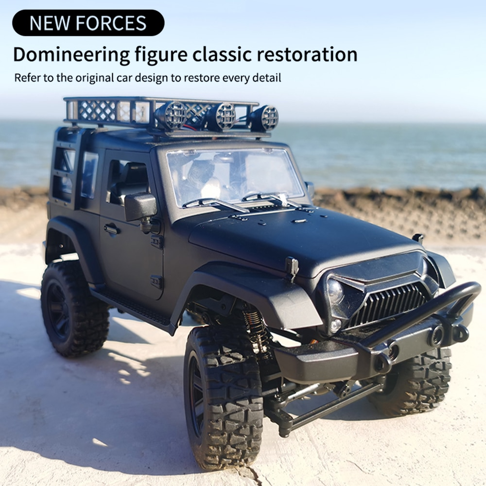 Off Road Car 4WD High-speed Car Remote Control SUV Model Car Off-road Climbing Car Toy Children's Birthday Gift enlarge