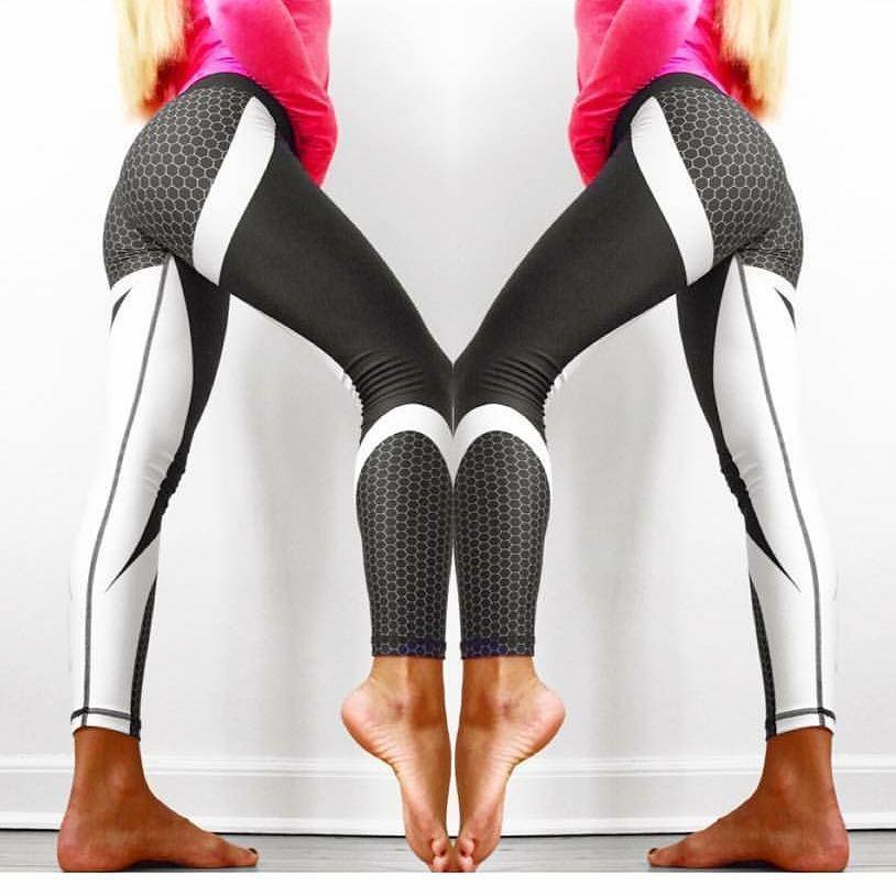 Women Sport Leggings Seamless Yoga Pants Stretchy High Waist Push Up Tights  Running Gym Fitness Leggings Sweatpants Activewear