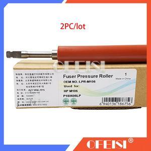 New Fuser pressure roller for HP M227 M203d M104 M132 M106 M134 M104 M101 M102 M129 M130 M133 M134 M276 M106 M103 M102 M102W