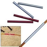 tent pole repair splint repair kit spare repair tube for diameter 7 9 8 5mm outdoor camping tent accessories 2021 hot