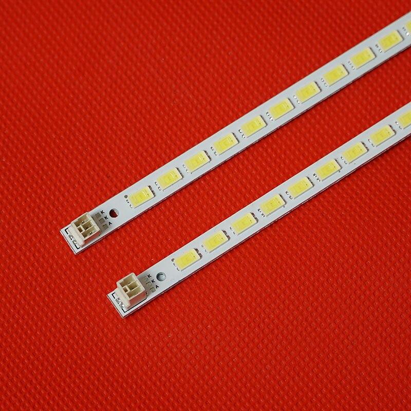 6 قطعة x 40 بوصة LED شريط إضاءة خلفي ل 40 ''التلفزيون L40F3200B LJ64-03029A LTA400HM13 40INCH-L1S-60 G1GE-400SM0-R6 60-LEDs 455 مللي متر