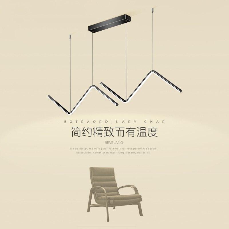 بريق لوميناريا لوميناريا pendente الصناعية مصباح Hanglamp تركيبات الإضاءة غرفة نوم مصباح معلق غرفة الطعام غرفة نوم