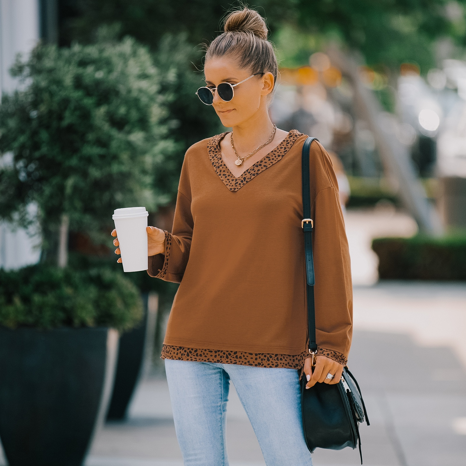 Autumn Knitted Sweater Women Loose V Neck Sweater Pullover Women Jumper Ladies Long Sleeve Off Shoulder Sweater Female Knitwear sexy bandage lace up sweater women round neck long sleeve oversized loose knit pullover jumper sweater knitwear tops outwear