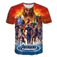 3d printed hulk tshirt cartoon teen clothing toddler boys tops t shirt kids summer boys oversized tshirt baby clothes 4t 14t