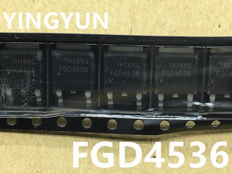 20PCS/LOT  FGD4536TM  FGD4536  TO-252 30f133 gt30f133 to 252