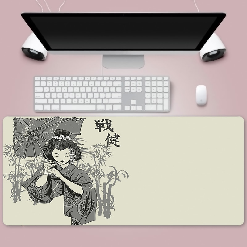 Artistic creativity pad to mouse notbook computer mousepad pc gaming padmouse gamer laptop 80x30cm m