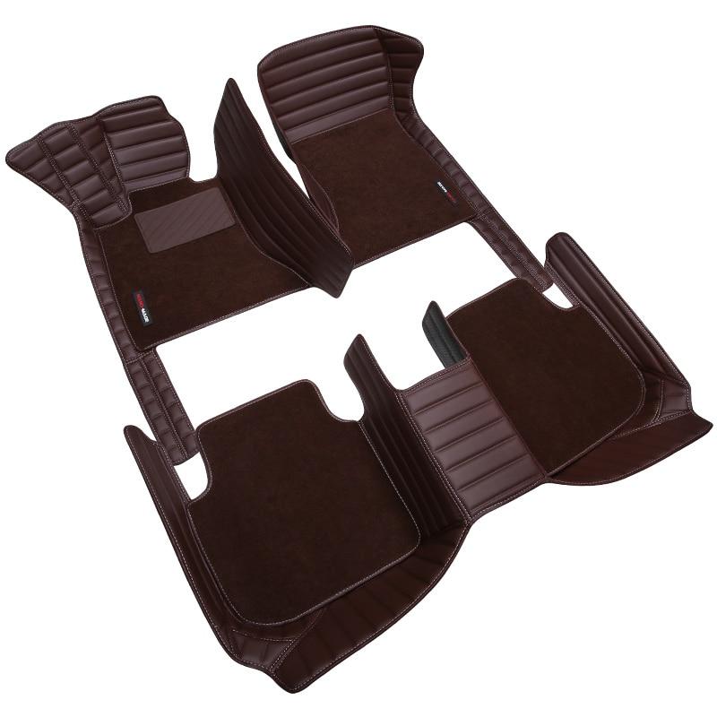 Автомобильные коврики на заказ, высокоэластичные коврики для Infiniti Q50L QX50 ESQ Q70L QX60 Q60 QX70 Q50 QX30, автомобильные аксессуары