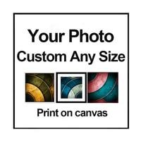 Toile de peinture personnalisee avec Photo HD  affiche de toutes tailles
