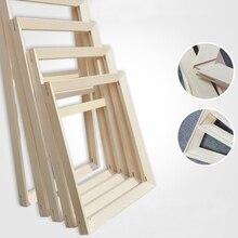 Toile, peinture à lhuile, cadre en bois, pour toile, peinture à lhuile, bricolage, cadre dintérieur