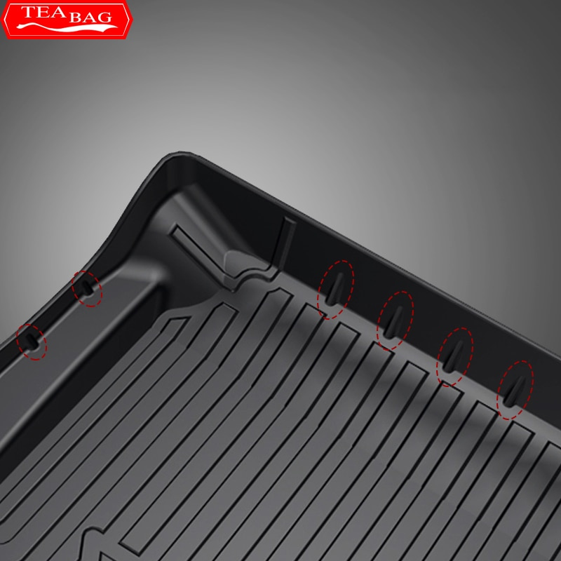 Tpo Trunk Mats Waterproof Interior Protection Auto Mats  For Bmw 3 Series G20 G28 2019 2020 2021 Car Modification  Accessories enlarge