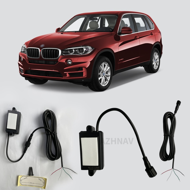 Smart Foot Sensor Controlled Opening and Closing for Electric Tailgate Auto Kick Assist System Car Accessories