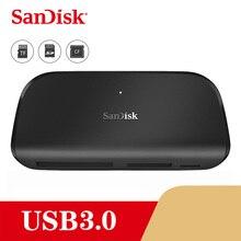 SanDisk lector de tarjetas de memoria Mobilemate USB 3,0 lector 170 VELOCIDAD DE MB/s para tarjeta SD SDHC SDXC microSDHC microSDXC UDMA7 CF