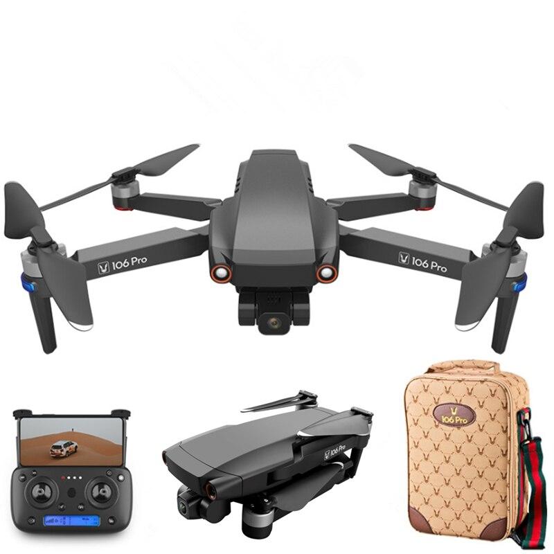 XLURC L106 Pro 5G WIFI FPV GPS With 8K HD Camera Three-axis EIS Anti-shake Gimbal 35mins Flight Time Brushless Foldable RC Drone