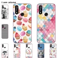 phone cases for bq 6424l magic o 2020 6 35 inch cute cover color printing mobile fashion for bq 6424l magic o 2020 bags
