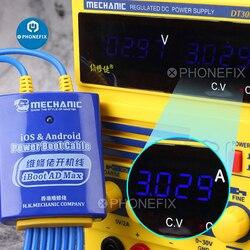 Linha de controle da bota do cabo de alimentação do telefone móvel mecânico para o iphone 11 huawei xiaomi samsung