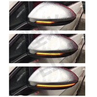Dynamic LED Indicator Turn Light Repeater Rearview Mirror Signal Suitable for Volkswagen VW Golf 7 MK7 GTI R Sportsvan Variant