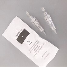 1P Tattoo Needles With LOT Number Sterilized Permanent Makeup Eyebrow Lips Tattoo Needles Cartridge