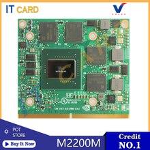 Quadro M2200M M2200 GDDR5 4 Gb Video Graphics Card N17P-Q3-A1 Met X-Beugel Voor Dell M7510 M7520 Hp ZBook15 g3 G4 100% Test Ok
