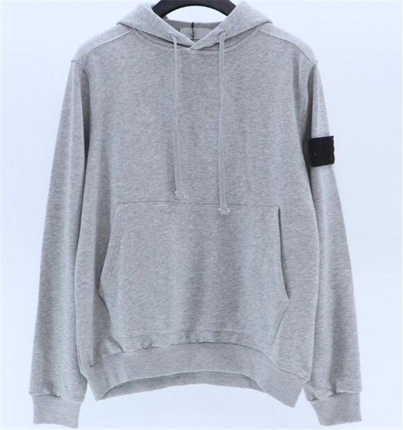 2020 masculino hoodies sem capuz branco/verde hoodies homens zíper streetwear pullovers moletom roupas masculinas homme