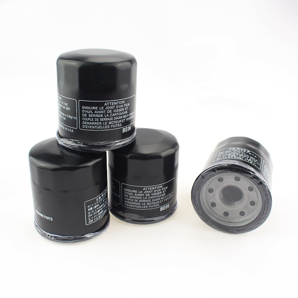 Filtro de aceite para motocicleta para Honda CBR600/F5 VFR800 CBR1000 CB400 VTEC CB600 CB900 CB1000 CB1300 GL1800 NC700 VT750 VTX1300 VFR1200