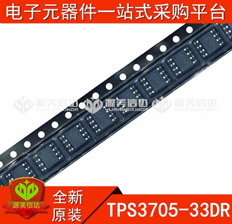 100% novo & original TPS3705-33DR 70533 8IC SOP-8