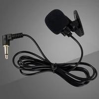 hot sale microphone wholesale portable mini 3 5mm tie lapel lavalier clip conference condenser single microphone studio