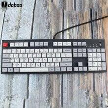 Giapponese Radice XDA Keycaps Per Tastiera Meccanica 104 Giappone Carattere Lingua Dye Sub Keycap PBT Gh60 Xd60 Tada68 87 96 standard104
