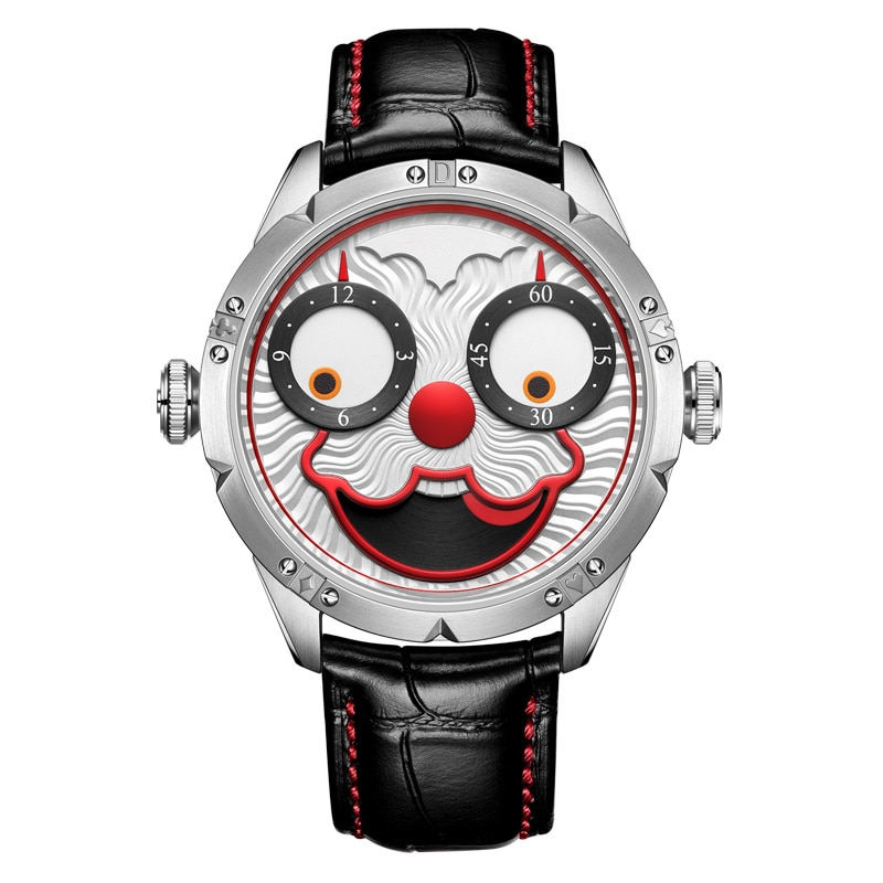 ساعة رجالية أوتوماتيكية فاخرة من علامة تجارية مميزة ساعة ديزل ميكانيكية ساعات رجالية سويسرية غواص غواص غواص غواص ساعة جلدية reloj رجالي