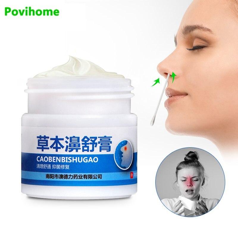 AliExpress - 1pcs Nose Rhinitis Ointment Rhinitis Nasal Cream Chronic Allergic Antibacterial Cream Nasal Congestion Sneezing Runny Treament