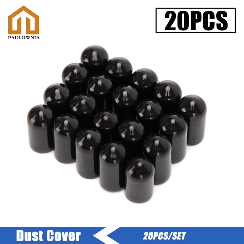 Soft Rubber Durable Protective Cover for High Pressure Quick Couplers Fittings Male Plug Sockets Dus